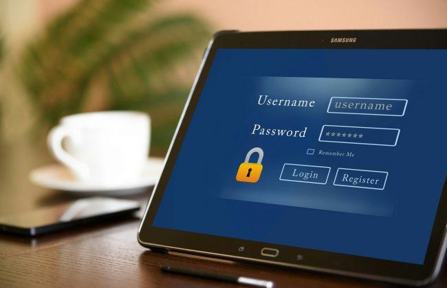 gestionnaire de mot de passe