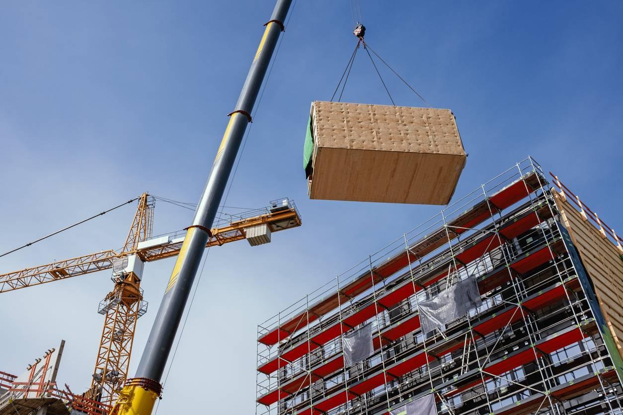 modulaire de chantier